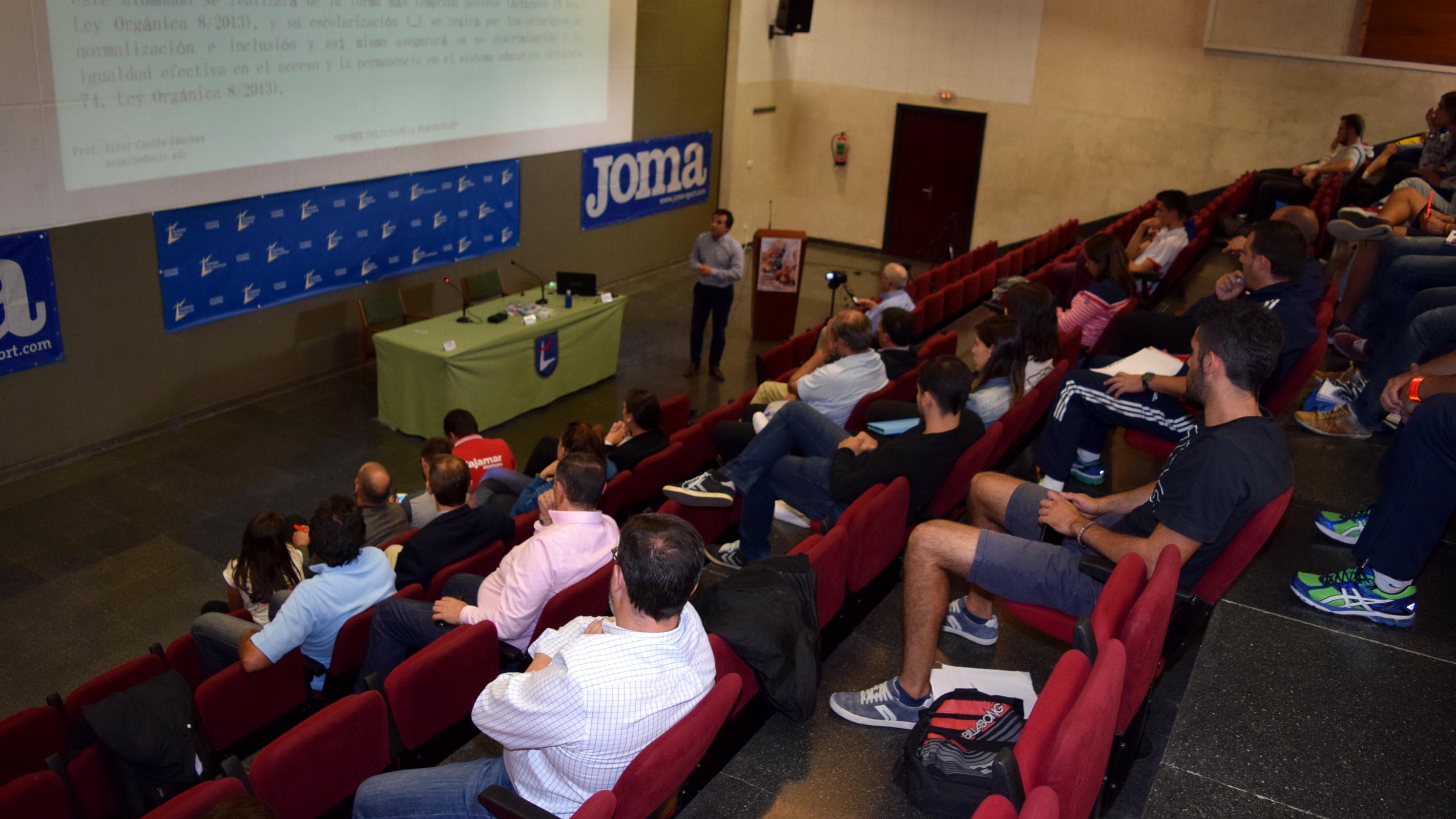 Federaciones Deportivas - Fundación Tajamar