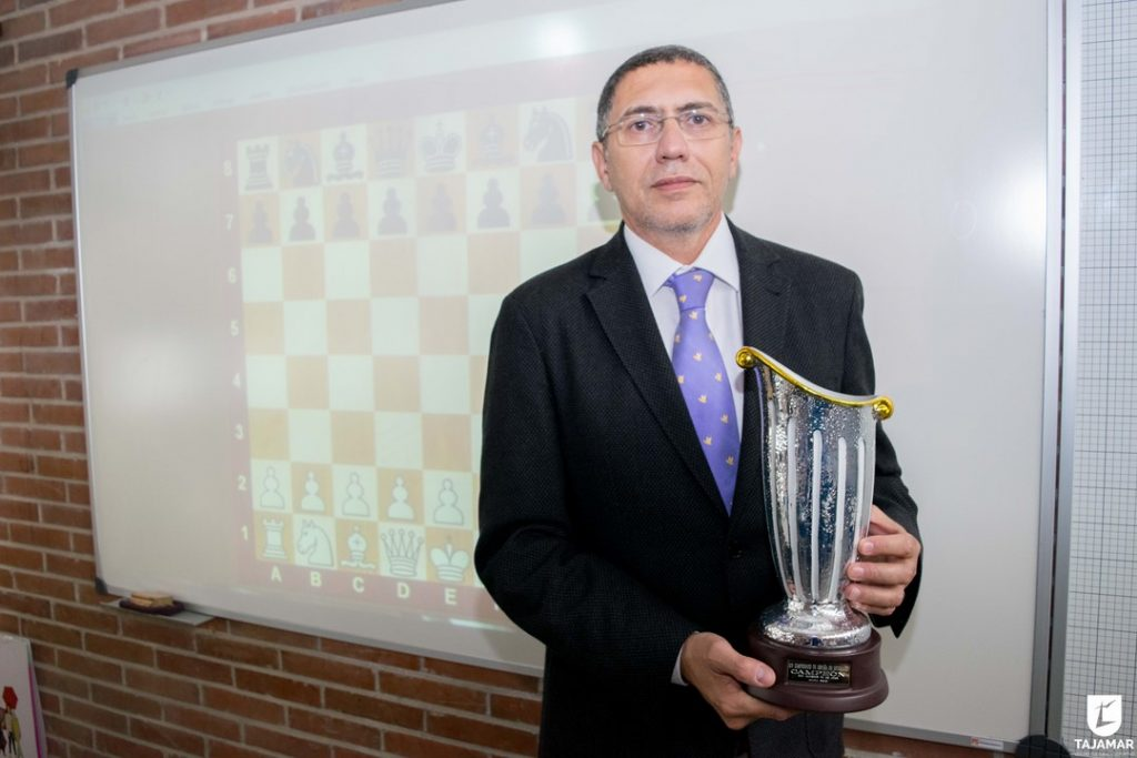 Héctor Elissalt - Fundación Tajamar