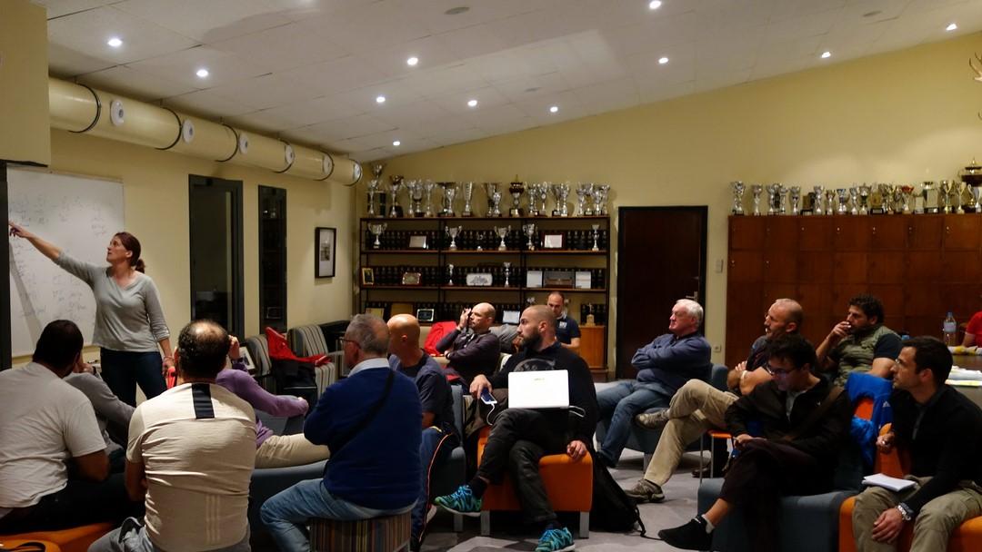 El C.D. Tajamar Acoge La Reunión Anual Del Sector De Lanzamientos De La RFEA