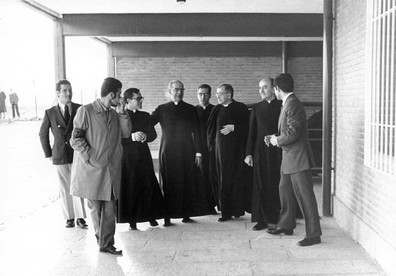 Exequias Opus Dei - Fundación Tajamar