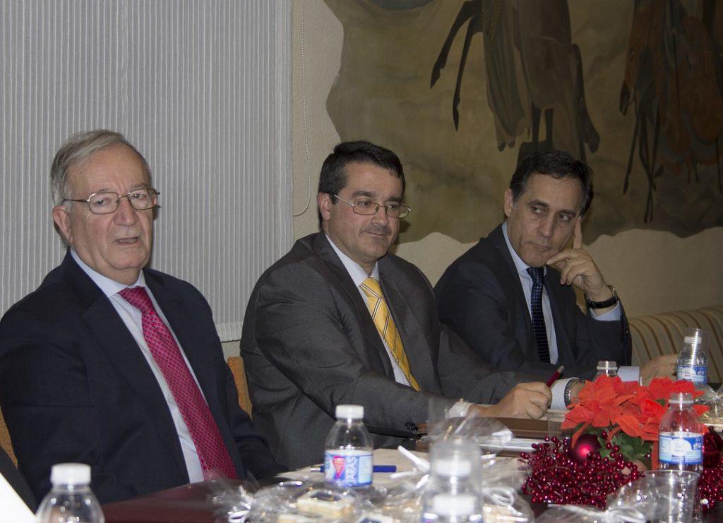 Reunión anual del Patronato de la Fundación Tajamar