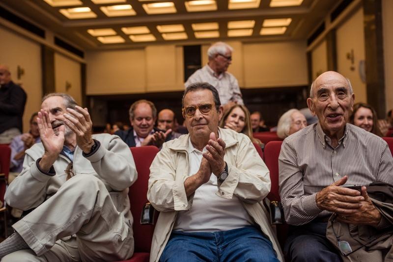 """""""Hablan Los Arquitectos"""" Arturo Franco - Fundación Tajamar"""