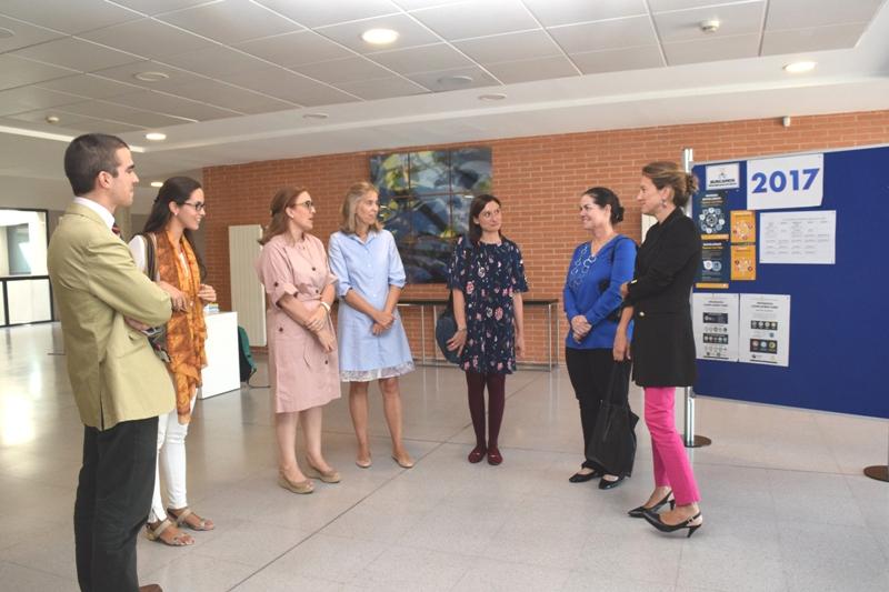 Formación de la mujer - Fundación Tajamar