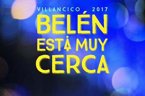 Belén está muy cerca 2017 - Fundación Tajamar