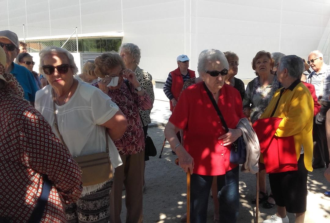 Encuentro Intergeneracional - Fundación Tajamar