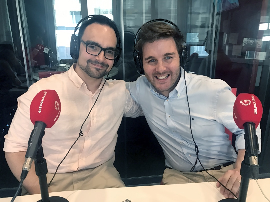Gestiona Radio Digitalización - Fundación Tajamar
