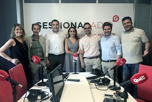 Gestiona Radio - Fundación Tajamar