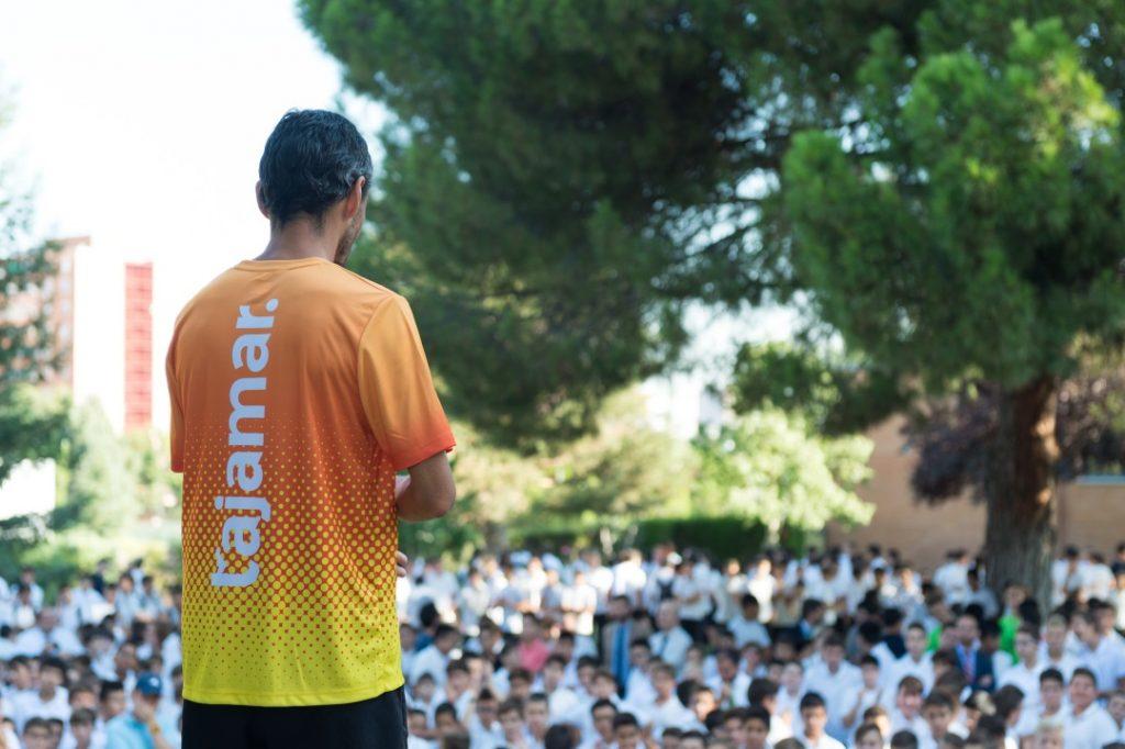 500 km relevos - Fundación Tajamar