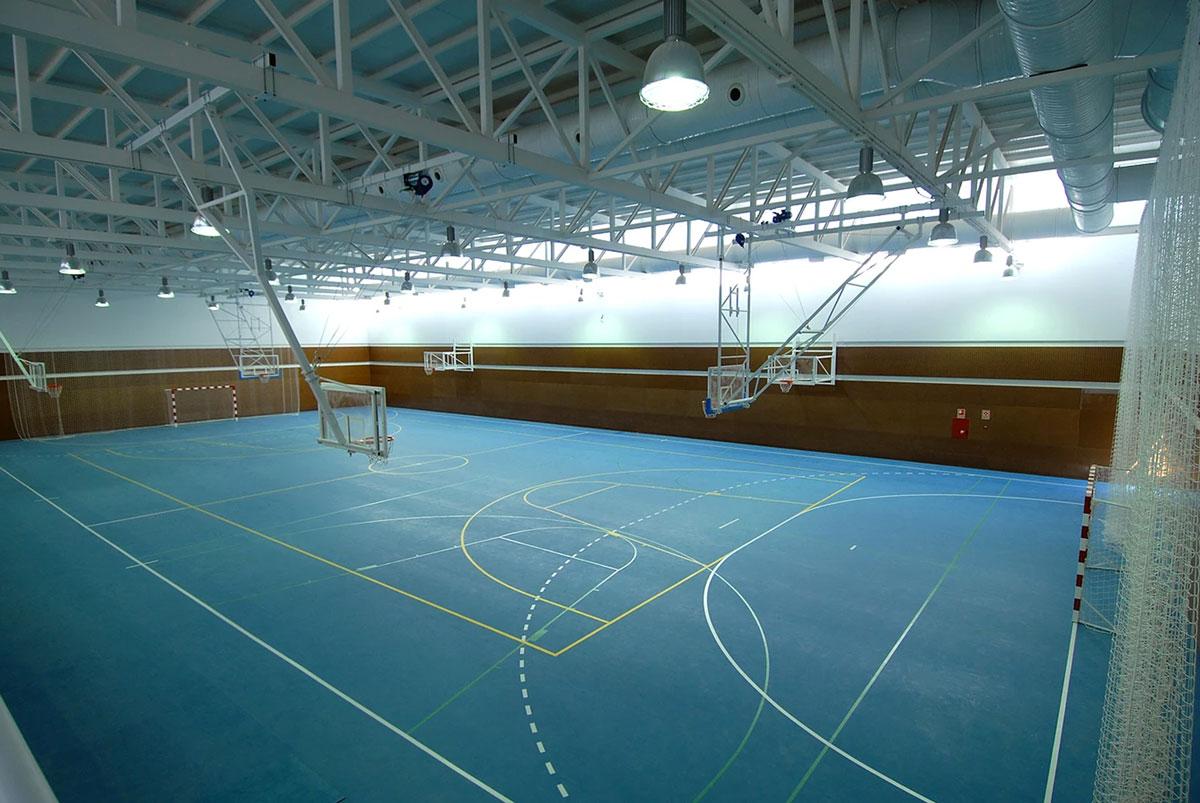 Deporte Instalaciones - Fundación Tajamar