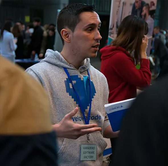 Feria De Empleo - Noticias Fundación Tajamar