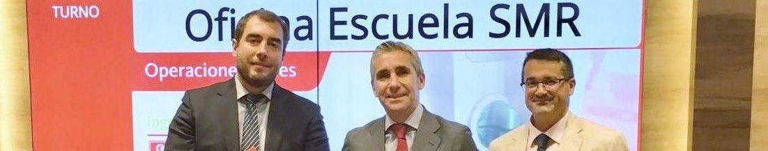El Colegio Tajamar Firma Un Nuevo Convenio De Colaboración Con El Banco Santander