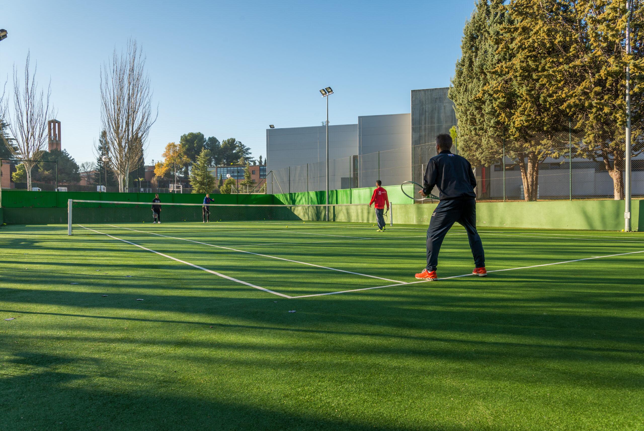 Pistas Pádel/Tenis Tajamar